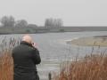 013 Kleine Zilverreiger en fotograaf (Dijkwater)