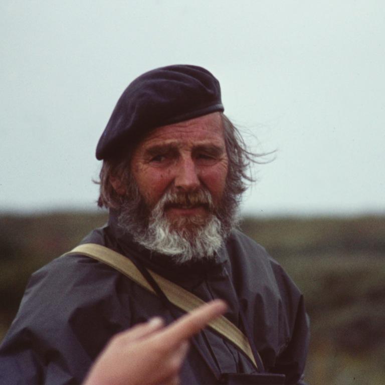 1980 Vlieland Johan Moerkerk