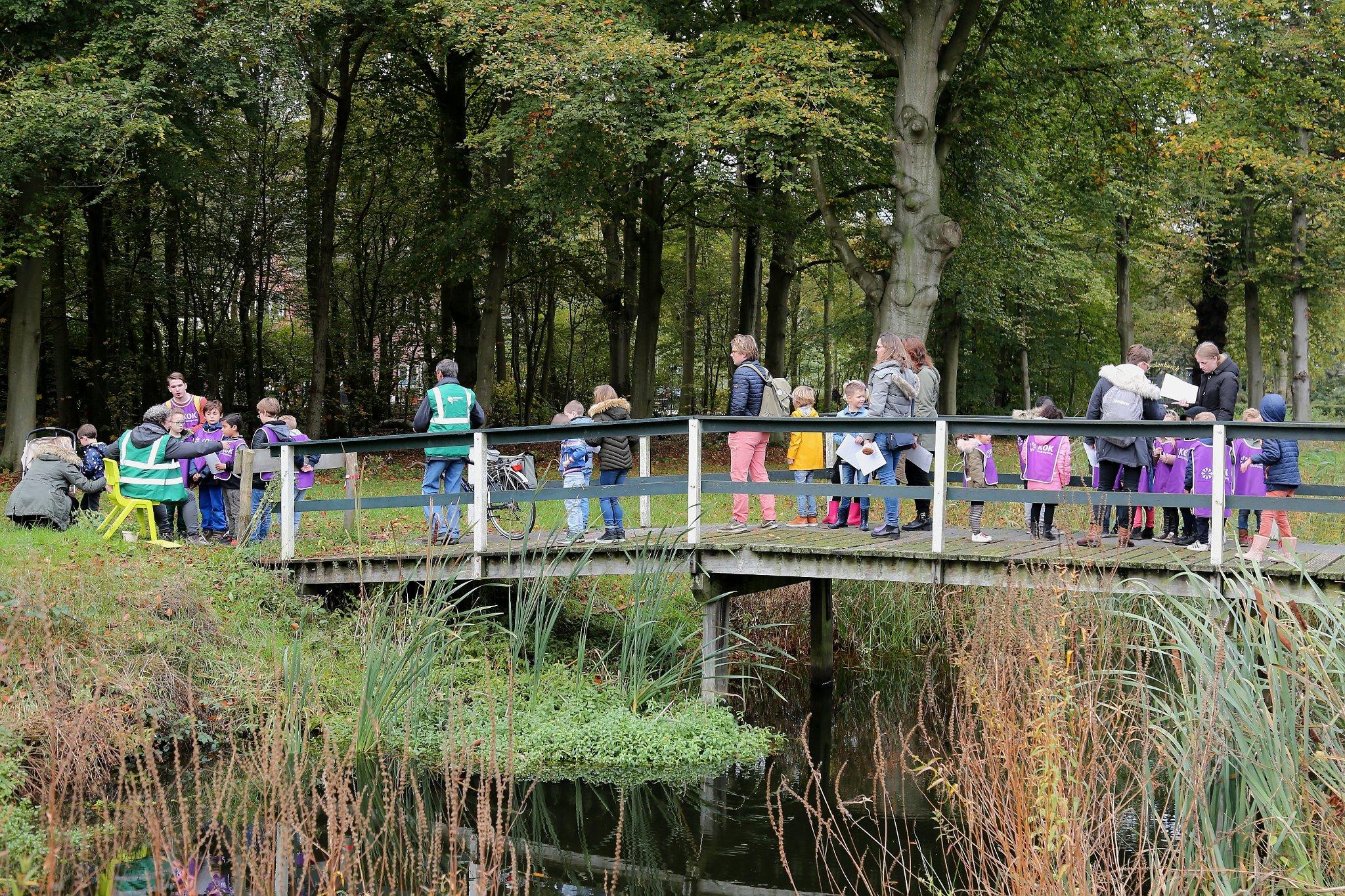 Herfstnatuurspel 2019 foto: Piet Broekhof